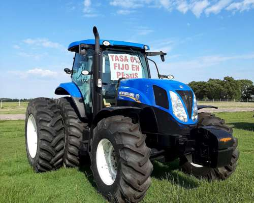 Tractor New Holland T7.205