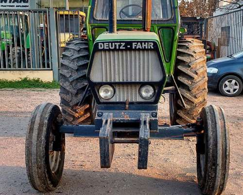 Deutz AX 100 S Doble Embrague