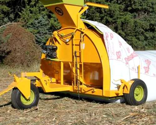 Embolsadora Fiber - K Fhsc 9 Pies sin Tractor