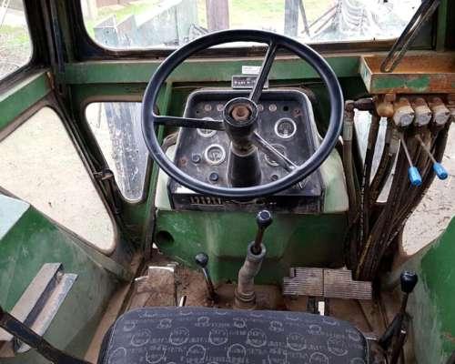 Tractor Deutz AX100 con Pala Frontal