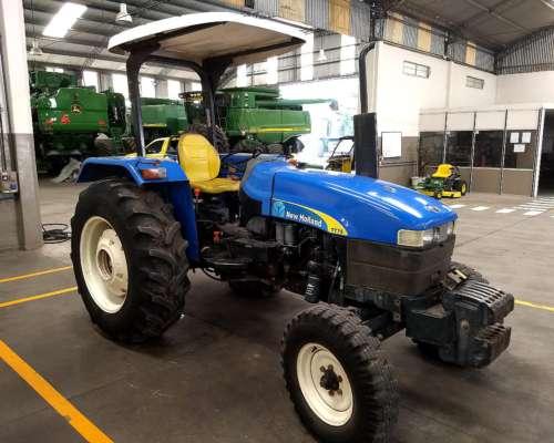 Tractor New Holland TT75 año 2008, con Garantía