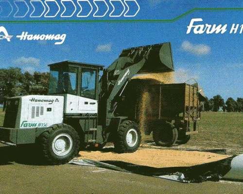 Pala Hanomag Farm H148 Vende Cignoli Hnoss