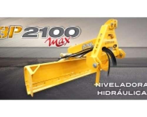 Niveladora 3 Puntos Grosspal 2100max