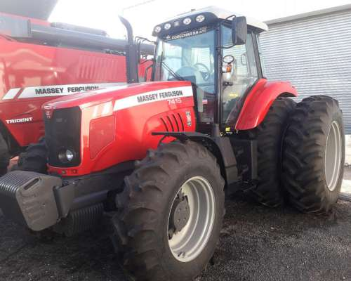 Tractor MF 7415 Nuevo