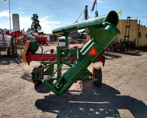 Extractor Cargador de Granos Agrotec Modelo TR 11.1