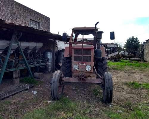 Fhar D 66 con Cabina y Levante Hidraulico, Original
