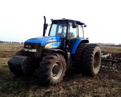 Tractor New Holland TM7040