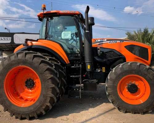 0km- Tractor Zanello 4225 FPS Power Tronic-nueva Linea
