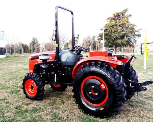 Tractor Hanomag FR 65 Frutero