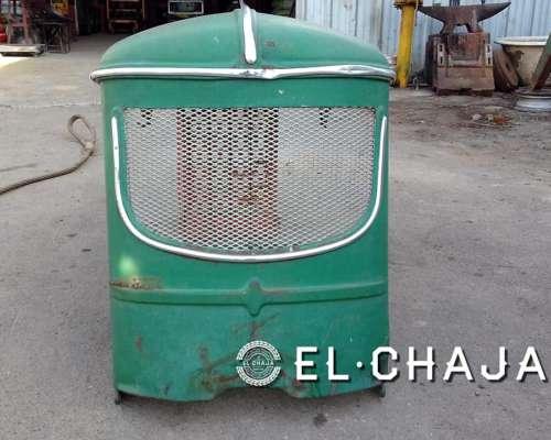 Capót De Tractor Deutz 55-