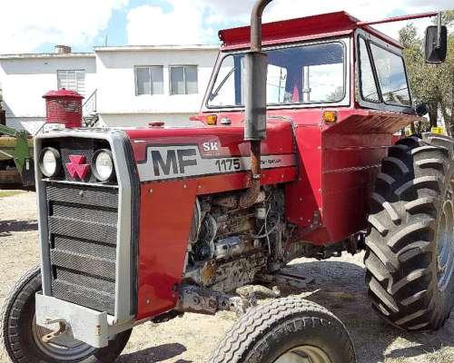 Massey Ferguson 1175 muy Bueno