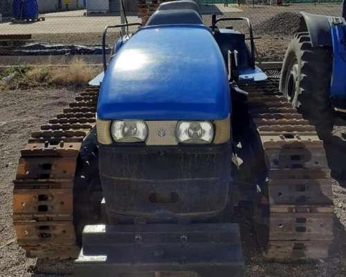 Tractor New Holland TK 85 Oruga - Usado