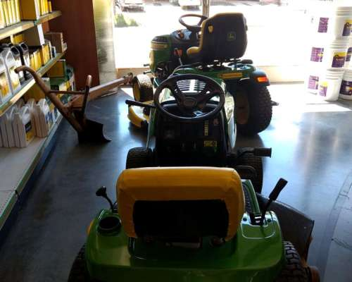Tractor Jardín MTD Automatic Yard Machine