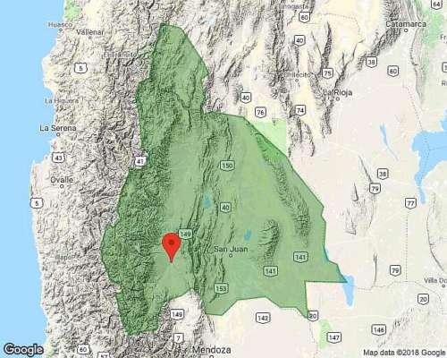 Campo Minero/ganadero y Agricola Barreal San Juan