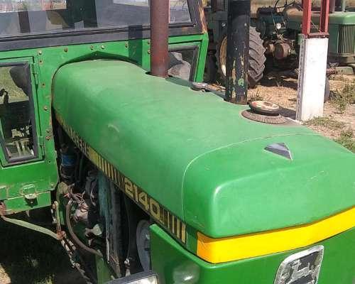 Vendo 2 Tractores John Deere