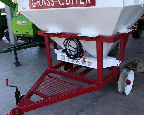 Fertilizadora Grass Cutter 1500 Litros