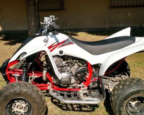 Cuatri Yamaha Raptor 350 Impecable + Trailer + 4 Cubiertas