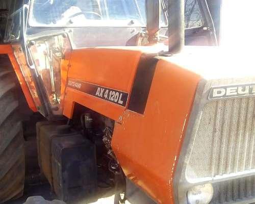 Tractor Deutz AX 4.120 L 1996 ROD 23 1 30 Cabina Original