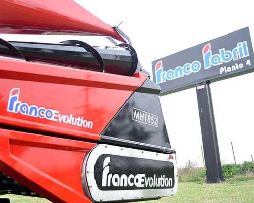 Maicero Franco Fabril 0km FF Evolution 14/52.5