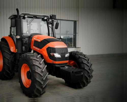 Tractor Hanomag TR 195ca