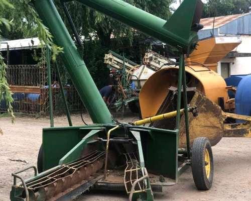 Extractora de Cereal Agroar EM 602