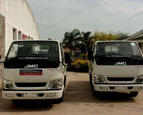 Jmc N 601 Motor JMC Isuzu 115hp P/ 2,5 Ton. 0km. Disponible