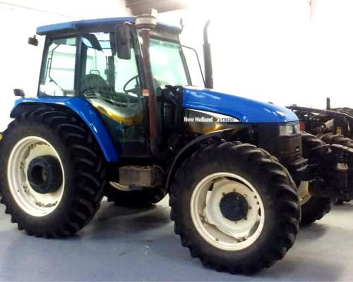 Tractor New Holland Ts120, año 2007