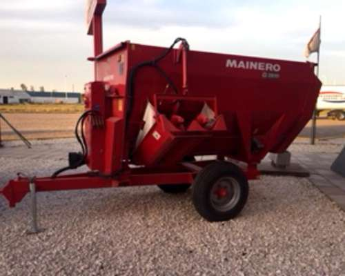 Mixer Mainero Modelo 2810 Nuevo