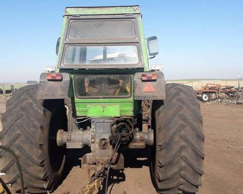 Tractor Deutz AX 120 Traccion Simple