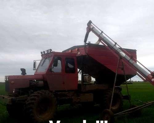 Fertilizadora Automotriz con Tolva Sulky