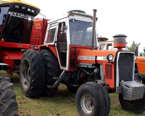 Tractor Massey Ferguson 1360 S-2 Año 1995