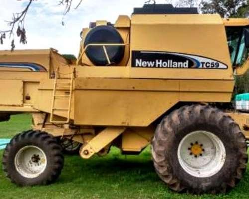 New Holland TC 59 año 2005 Vendida