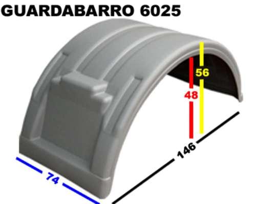 Guardabarros Scania Plasticos Traseros Traccion 112 113 114