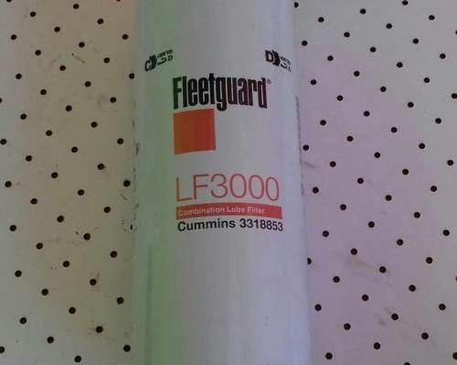 Filtro de Aceite Fleerguard para Cummins 3000