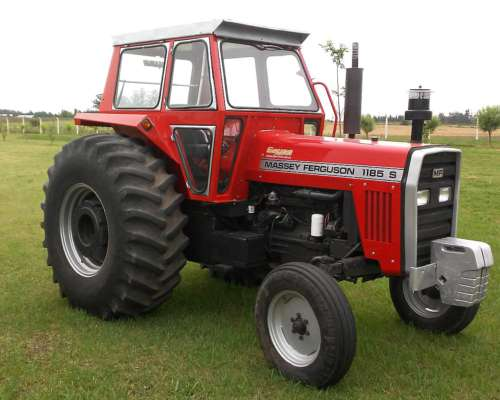 Tractor Massey Ferguson 1185.