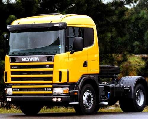 Paragolpe Scania 112 113 114 P94 P93