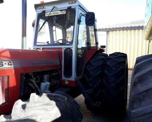 Tractor Massey Ferguson 1360 S-4 Año 1990 Doble Tracción