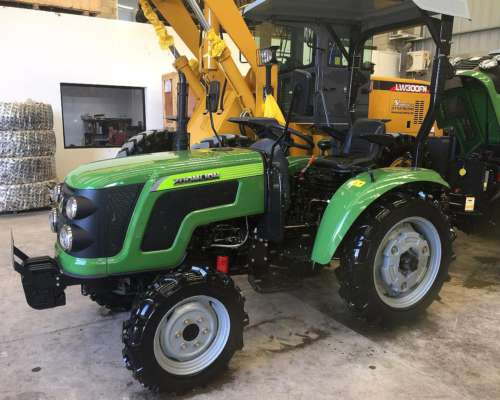 Tractor RD 304 Chery BY Lion 35 HP