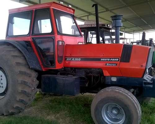 Tractor Deutz-fahr AX 4.160 Sincron