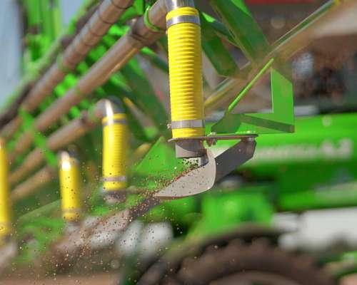 Fertilizadora FSM Neumática 4.2 con Kit Altina JLD