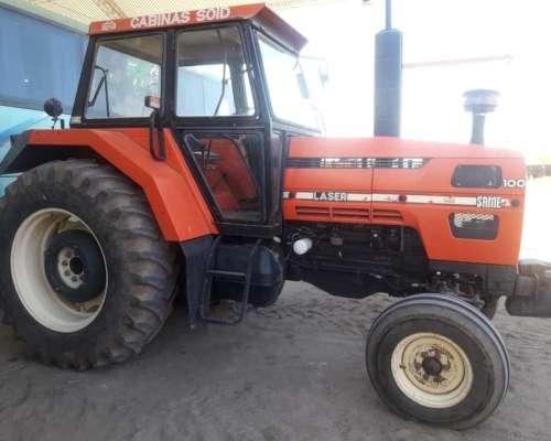 Tractor Same - Original
