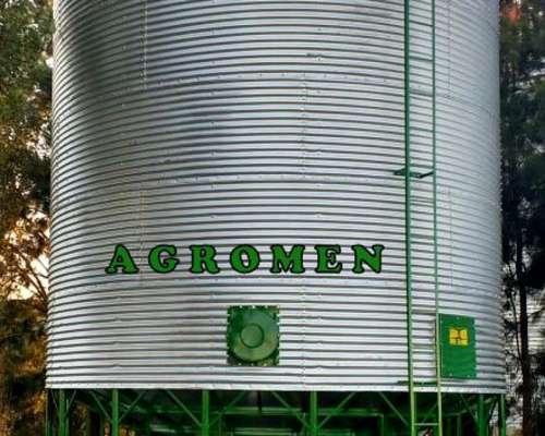 Silo Aereo Agromen Colonia Menonita