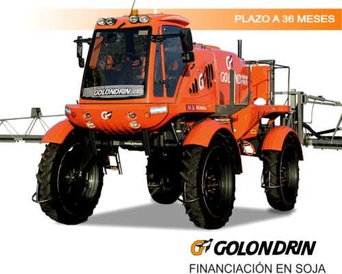 Pulverizadora Golondrin 34-21 la Lucía DLX Autopropulsada