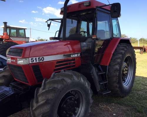 Tractor Case 5150 DT Semi Powershift