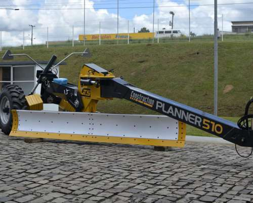 Pala Niveladora de Arrastre GTS Planner 510