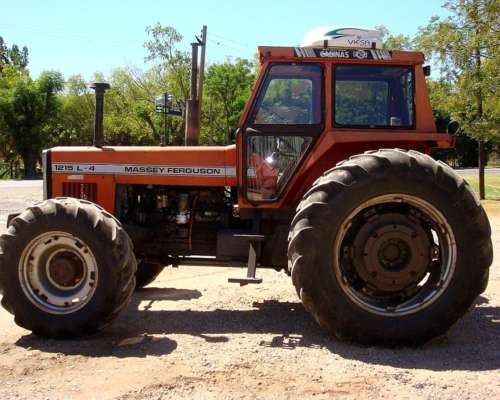 Tractor Massey Ferguson 1215 DT
