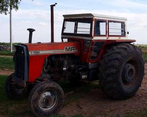 Massey Ferguson 1195 ST ( 100 HP) año 1987