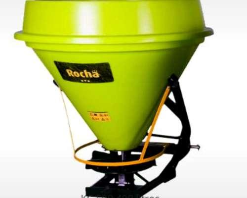 Fertilizadora Mono Disco Centrifugo KC500 a 3 Puntos Tractor