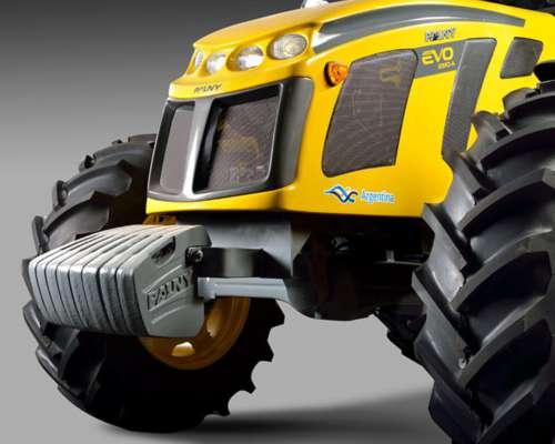 Pauny 250 EVO 160 HP 4X4