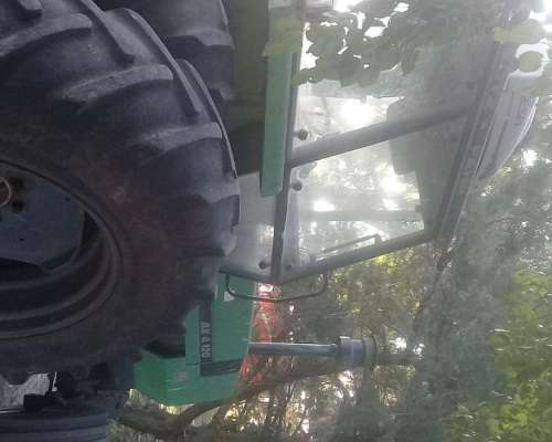 Tractor Deutz Simple Traccion